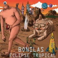 Capa do disco Eclipse Tropical, do Bonilas