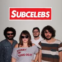 Capa do disco do Subcelebs