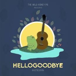 Ilustração para promover session da banda Hellogoodbye produzida pelo coletivo The Wild Honey Pie (NY).
